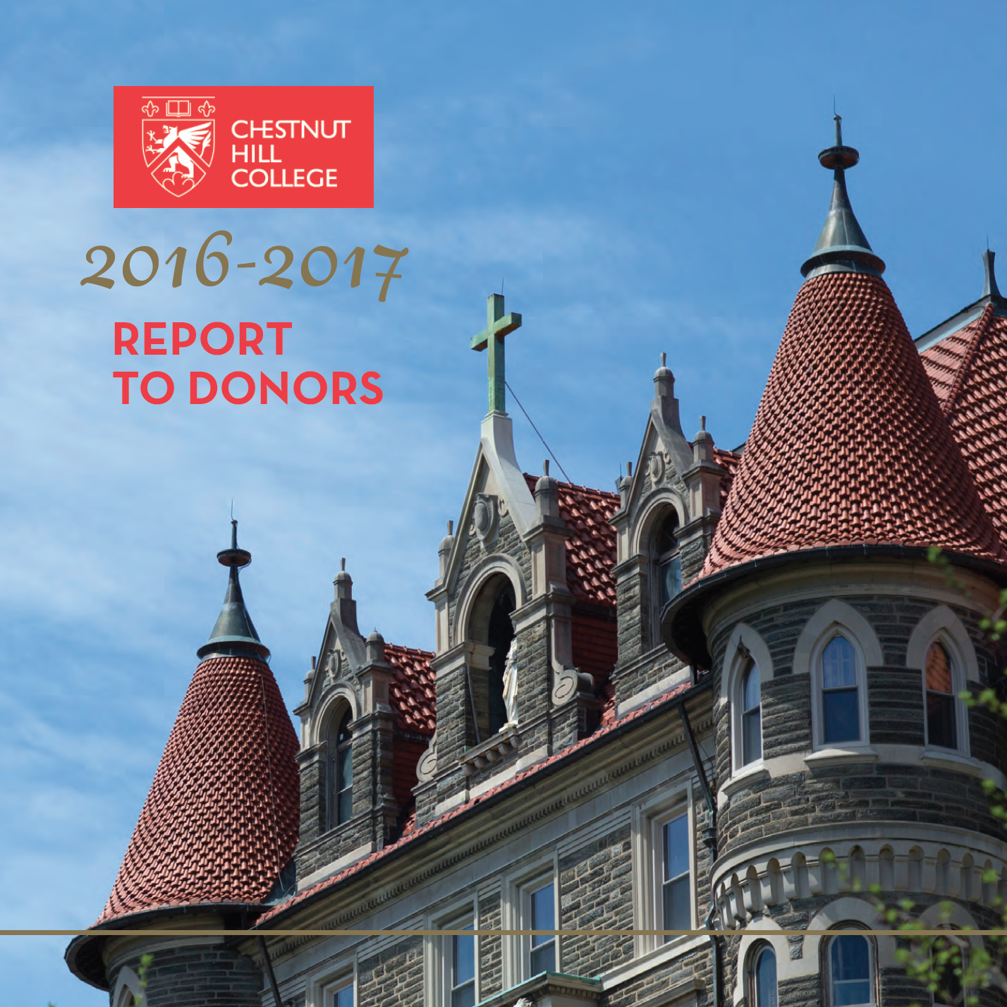 Chestnut Hill College Donor Report 2016-2017